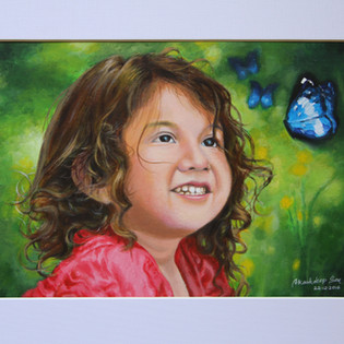 Sienna Teixeira Portrait