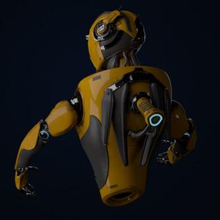 VR SERVICE ROBOT
