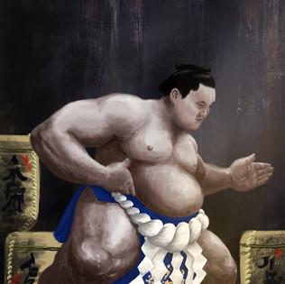 Sumo Concept Art
