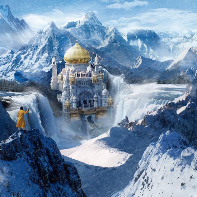 Sacred Temple