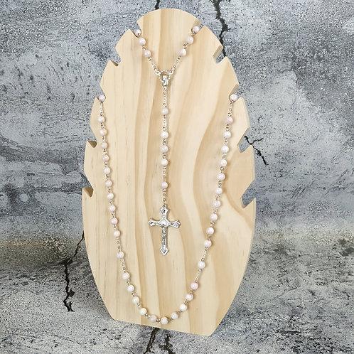 手工唸珠貝殼石6mm