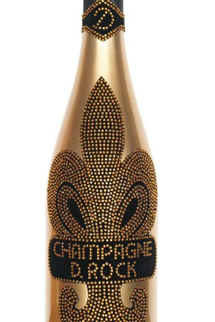 CHAMPAGNE D. ROCK Gold
