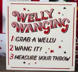 wellywanging