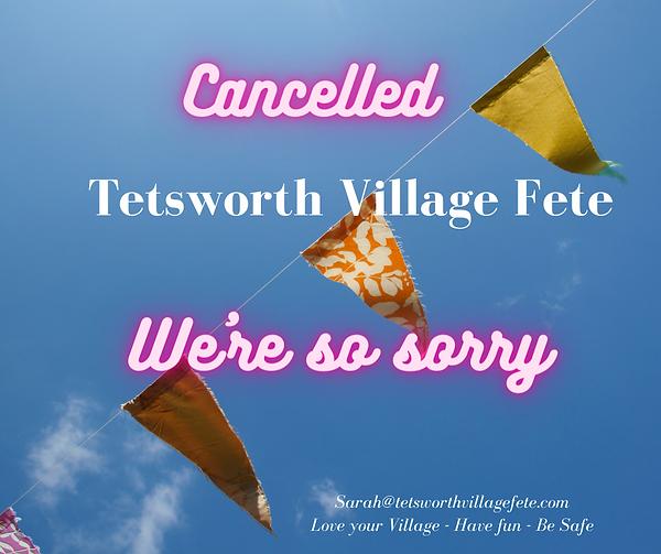 Tetsworth Village Fete - Cancelled.png
