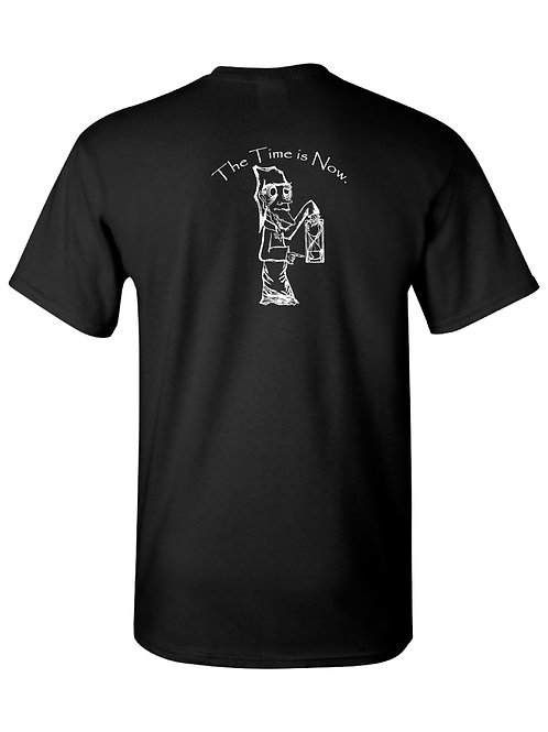 The Time is Now Tee