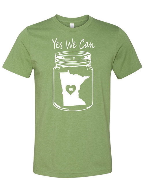 Yes We Can MN Tee