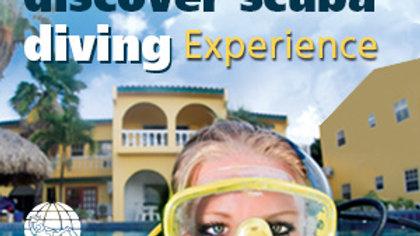 Mergulho de experiencia para conhecer - Discovery