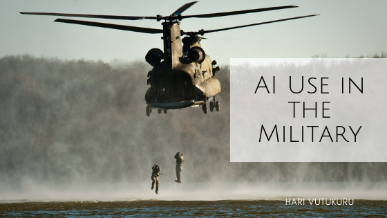 AI Use in the Military