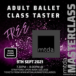 Adult Beginners Ballet Session
