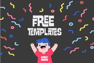 Get free templates