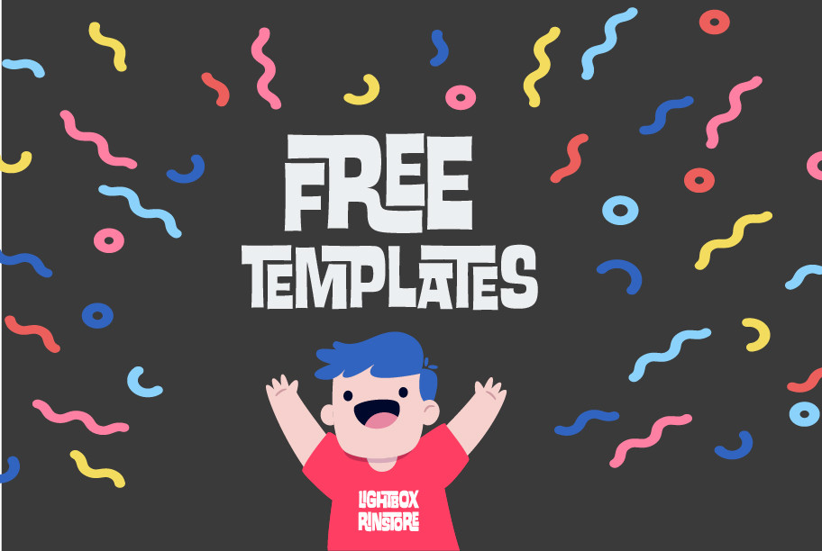 Get free templates
