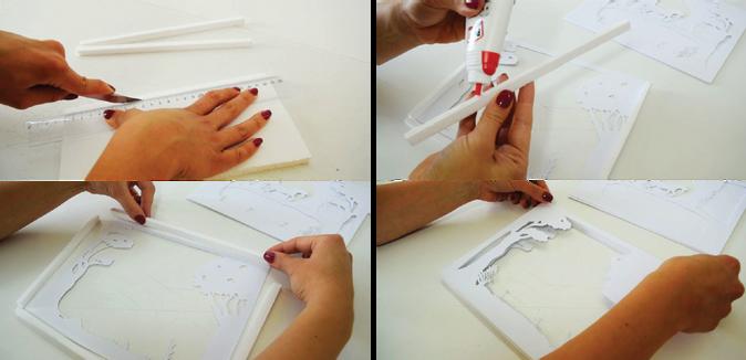 Rinstore 's papercut lightbox instructio