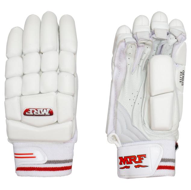 MRF Elite Batting Gloves Main Shot