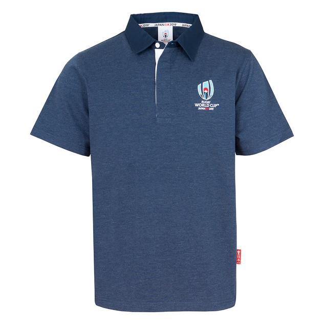 RWC19 Basic SS Rugby Shirt