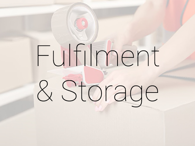 Fulfilment and Storage