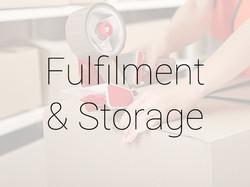 Fulfilment and Storage