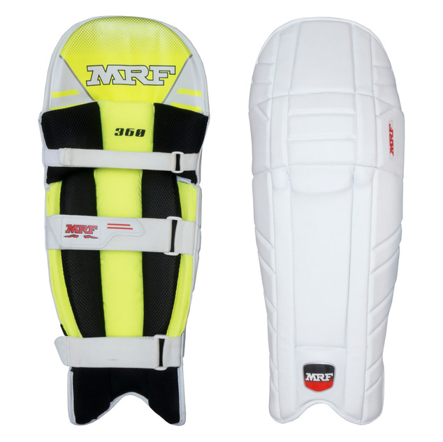 MRF 360 Cricket Pads Main Image