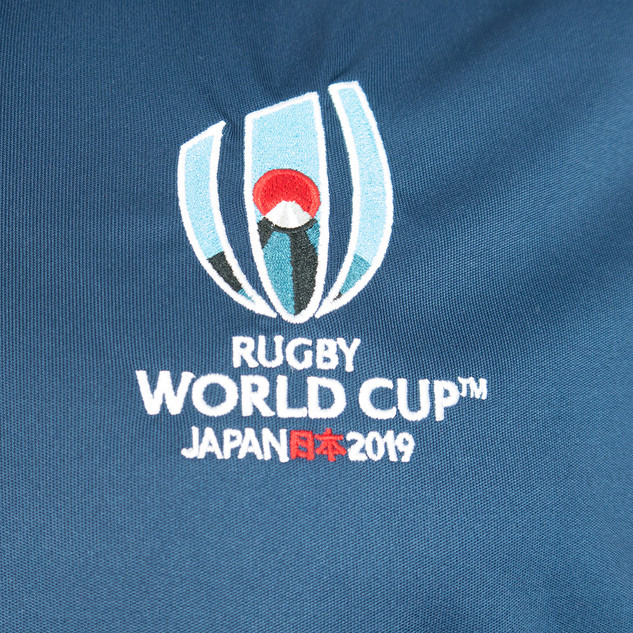 RWC Polo Shirt Detail Shot
