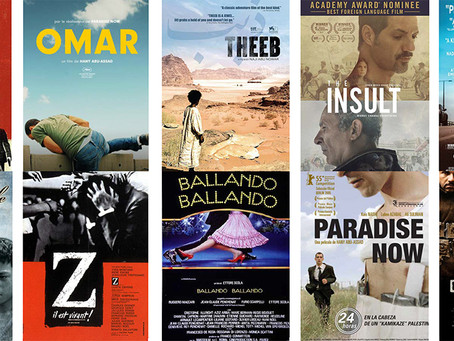 """Here Are the Nominees for Best Foreign Language Film"""
