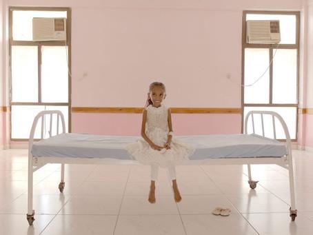 'Hunger Ward': Facing the Ramifications of a Forgotten War