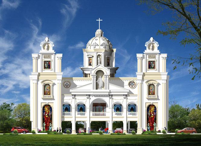 Sagaya-Madha-Church-OMR