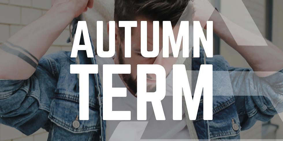 SPSDA Redditch Autumn Term 2019