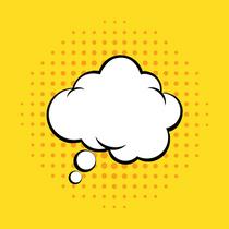 cartoon think cloud yellow.png
