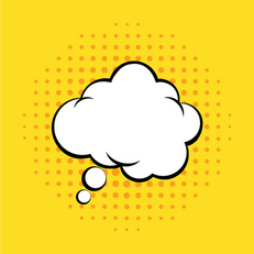cartoon think cloud yellow.png