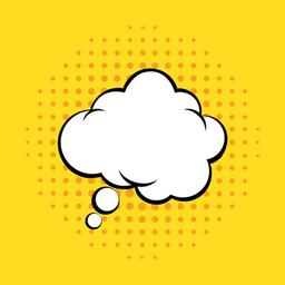 Think Cloud Bubble