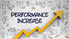 performance increase with big yellow arr