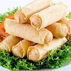 ROULEAUX DE FROMAGE / CHEESE ROLLS