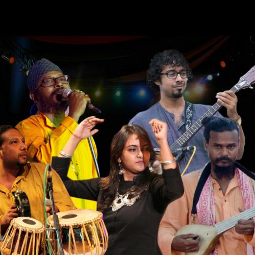 Debalina & Folks of Bengal