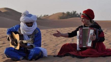 Mustapha El Boudani & Ania Witczak