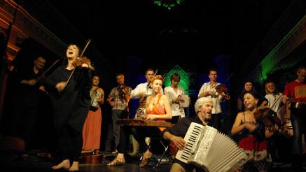Sztetl: Muzykanci, A. Broda & Burdon