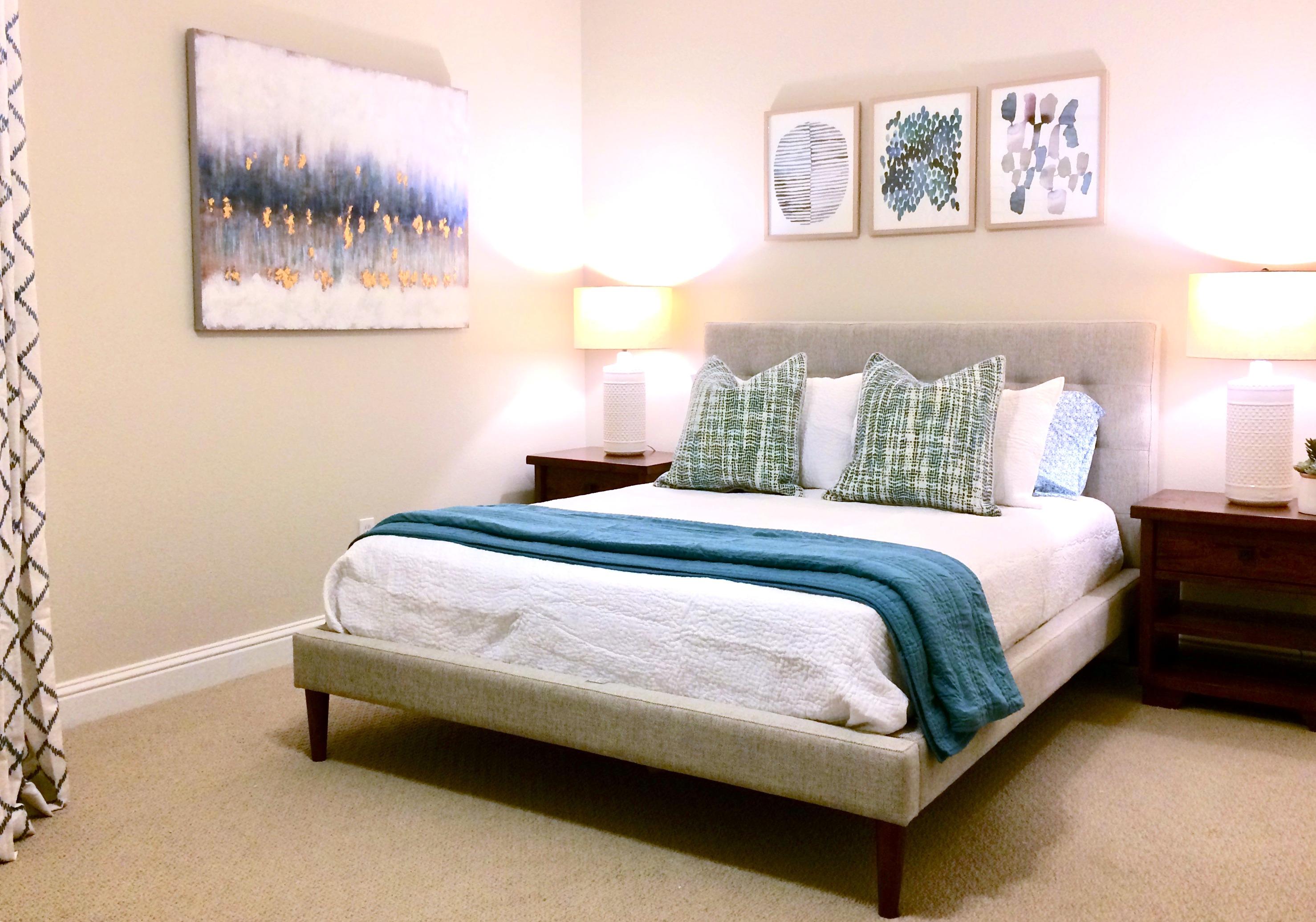 Alamo Guest Bedroom