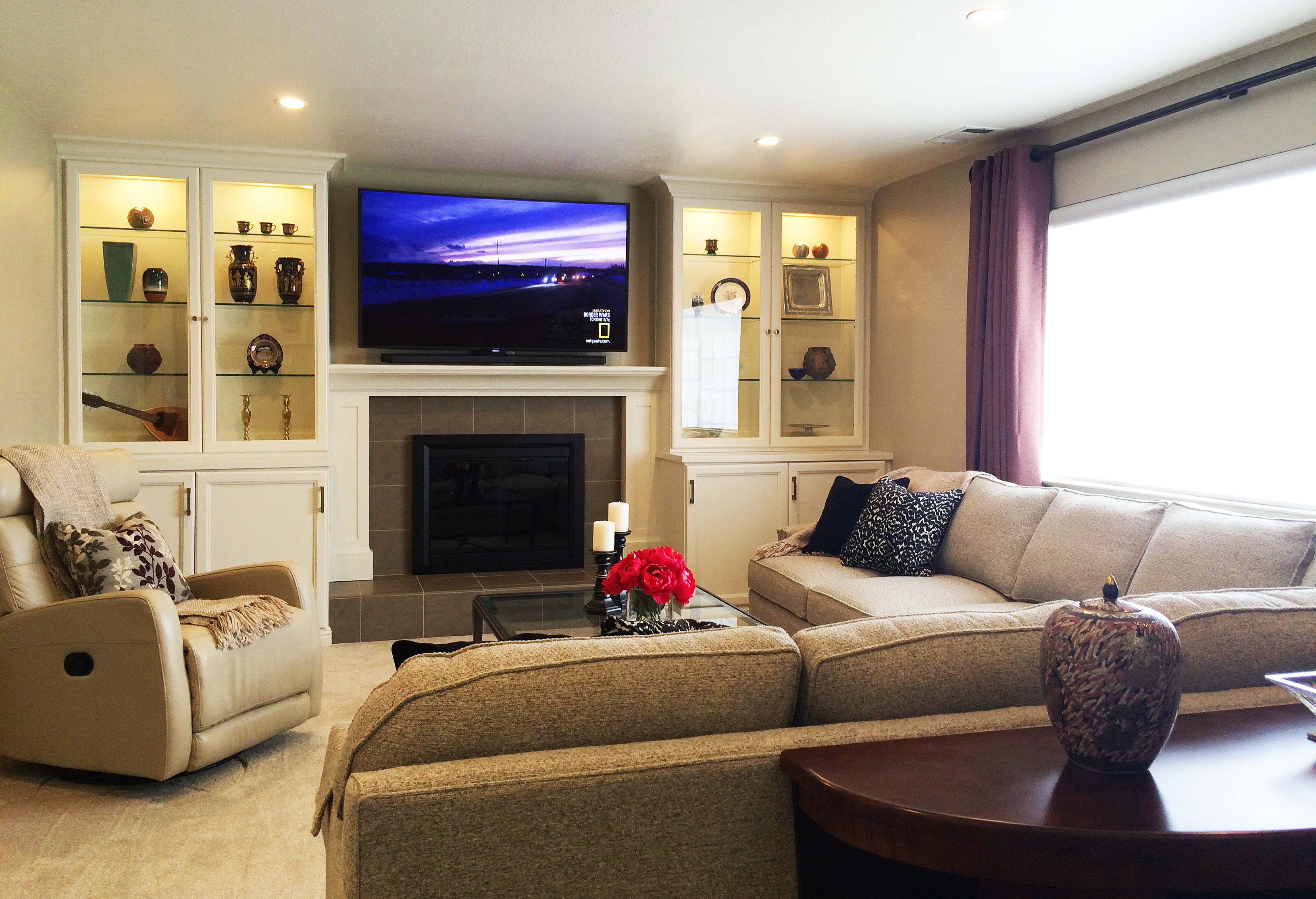 Clayton Family Room
