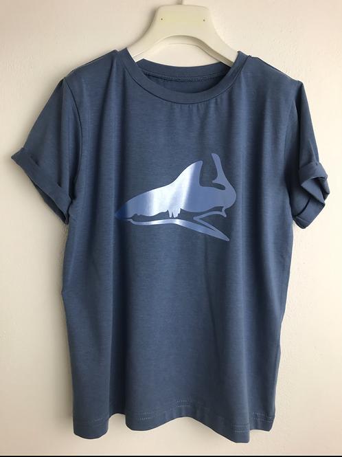 T-shirt Shark 🦈
