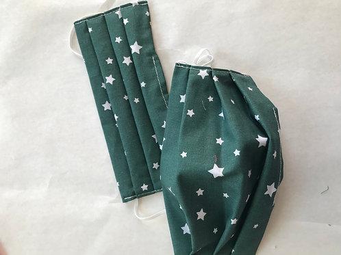 Adolescente stelle verde