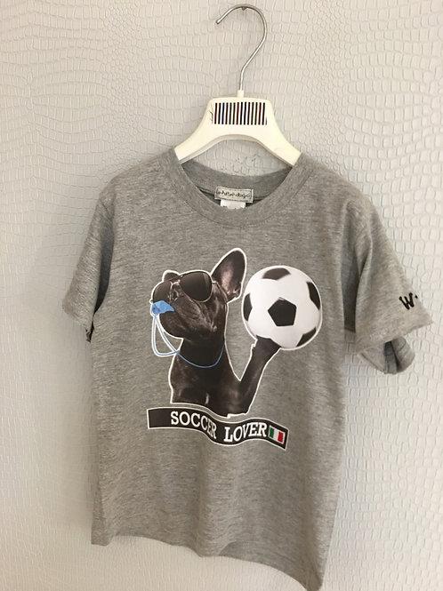 Soccer lover -t-shirt
