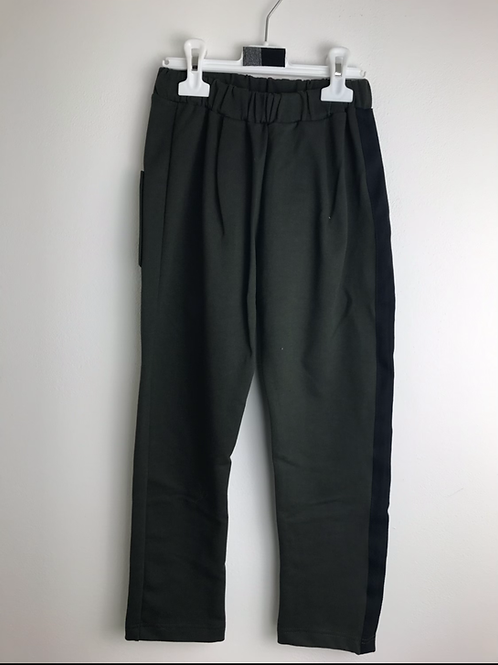 Pantalone dogo verde militare