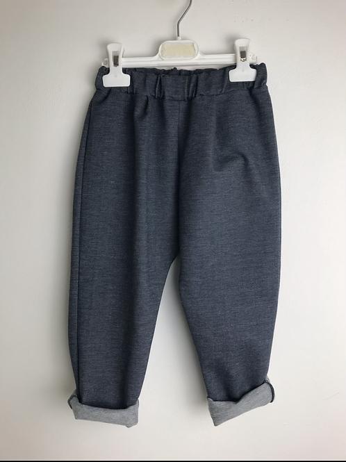 Panta effetto jeans