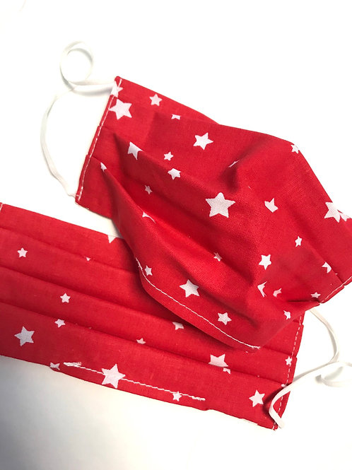 Bimbo/a stelle Rosso 6-10