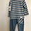 Thumbnail: Completo jeans-grigio