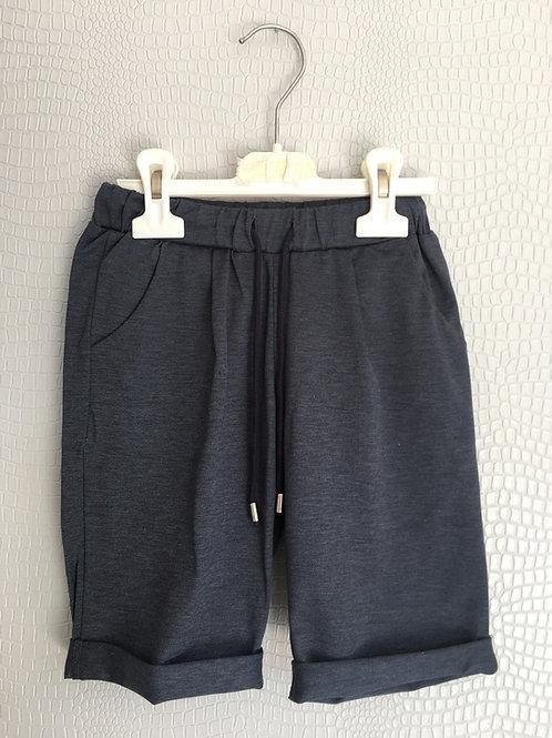Bermuda color jeans