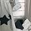 Thumbnail: Fascetta per abito 2 stelle bosco