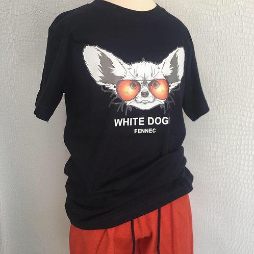 T-shirt Fennec