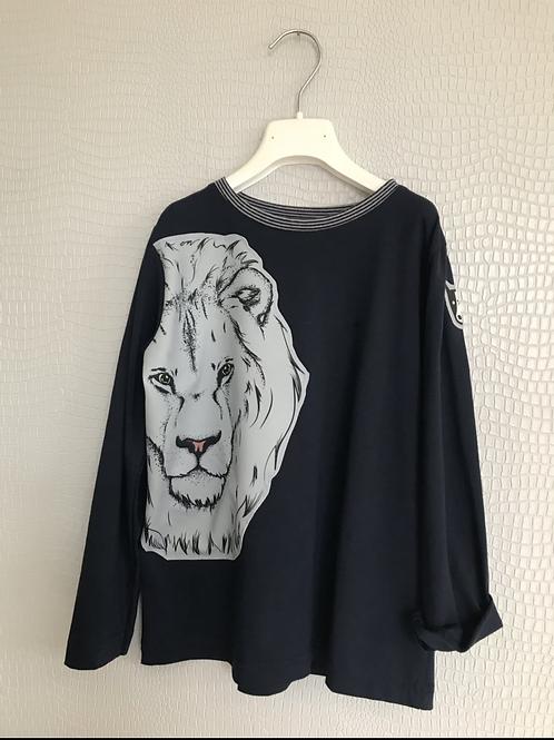 "T-shirt ""fiero leone"""