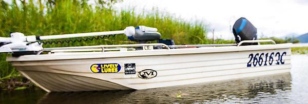 Polycraft freshwater guide boat