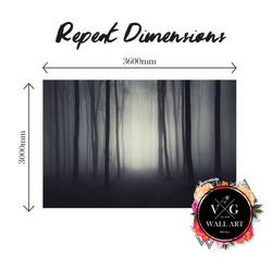 Repeat Dimensions_Dark Forrest