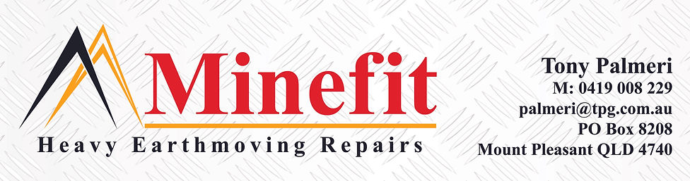 Minefit Mackay Queensland Mining Repairs